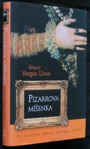 náhled knihy - Pizarrova míšenka : princezna mezi dvěma světy