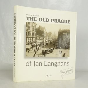 náhled knihy - The Old Prague of Jan Langhans