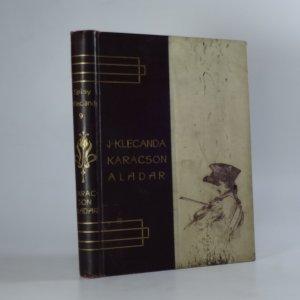 náhled knihy - Karacson Aladár