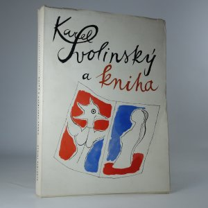 náhled knihy - Karel Svolinský a kniha