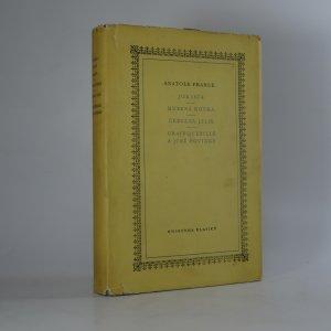 náhled knihy - Jokasta, Hubená kočka, Červená lilie, Crainquebille a jiné povídky