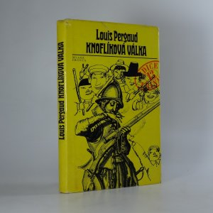 náhled knihy - Knoflíková válka