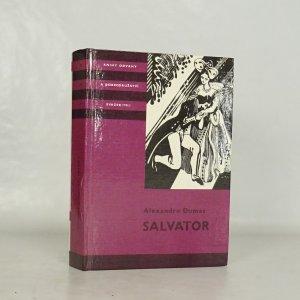 náhled knihy - Salvator. 1. díl