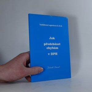 náhled knihy - Jak předcházet chybám v DPH