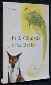 náhled knihy - Pták Ohnivák a liška Ryška