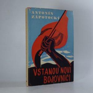náhled knihy - Vstanou noví bojovníci