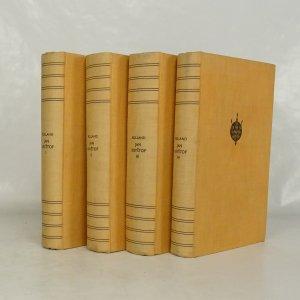 náhled knihy - Jan Kryštof. Díl I. - IV.