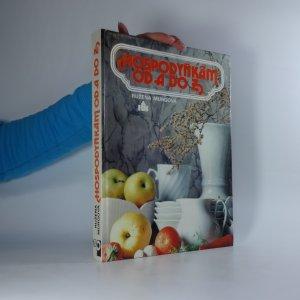 náhled knihy - Hospodyňkam od A do Z