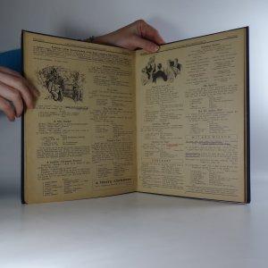 antikvární kniha Paustians Lustige. Sprachzeitschrift zur Unterhaltung und Fortbildung. Nr. 1 - Nr. 12 (Jahrgang XXV). , 1929