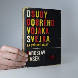 náhled knihy - Osudy dobrého vojáka Švejka za světové války. I.-II. díl.