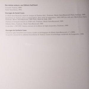 antikvární kniha Toulouse, neuveden