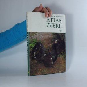 náhled knihy - Atlas zvěře