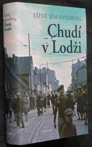 náhled knihy - Chudí v Lodži