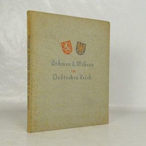náhled knihy - Böhmen und Mähren im Deutschen Reich
