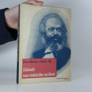 náhled knihy - Základy marxistického myšlení