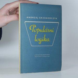 náhled knihy - Populární logika