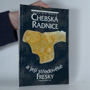 náhled knihy - Chebská radnice a její středověké fresky