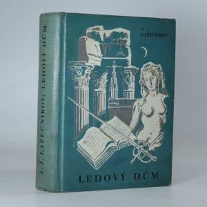 náhled knihy - Ledový dům, díl I.