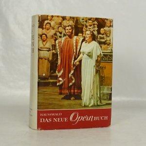 náhled knihy - Das neue Opernbuch
