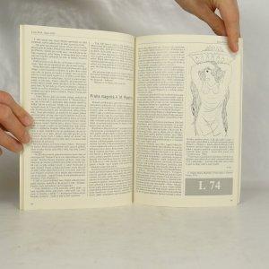 antikvární kniha Listy. Ročník XX, Číslo 1, 1990