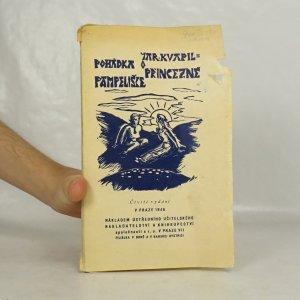 náhled knihy - Pohádka o princezně Pampelišce