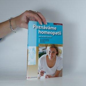 náhled knihy - Poznáváme homeopatii. Jak se léčit šetrně