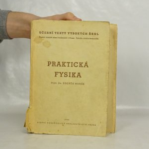 náhled knihy - Praktická fysika