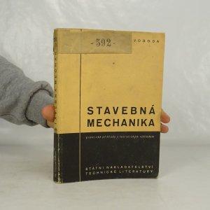 náhled knihy - Stavebná mechanika