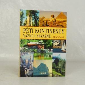 náhled knihy - Pěti kontinenty vážně i nevážně