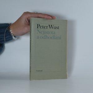 náhled knihy - Nejistota a odhodlání