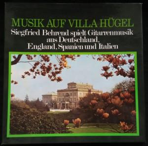 náhled knihy - Musik auf Villa Hügel