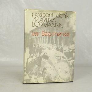 náhled knihy - Poslední deník Martina Bormanna