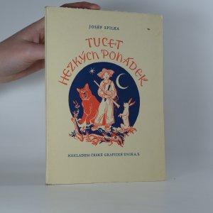 náhled knihy - Tucet hezkých pohádek