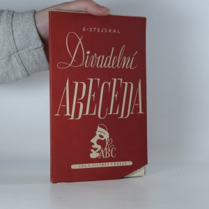 náhled knihy - Divadelní abeceda