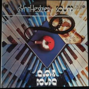 náhled knihy - Alojz Bouda: Synthesizer Sound