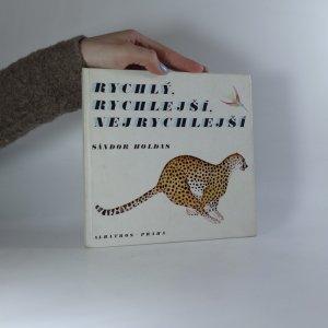 náhled knihy - Rychlý, rychlejší, nejrychlejší