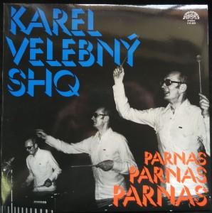 náhled knihy - Karel Velebný & SHQ: Parnas