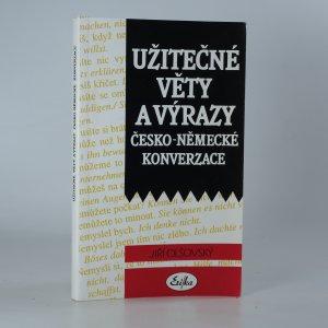 náhled knihy - Užitečné věty a výrazy česko-německé konverzace