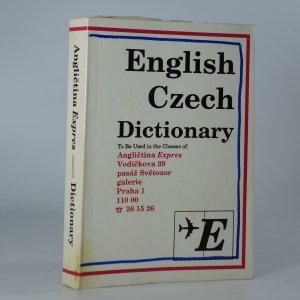 náhled knihy - Česko-anglický slovník. Anglicko-český slovník.