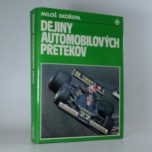 náhled knihy - Dejiny automobilových pretekov