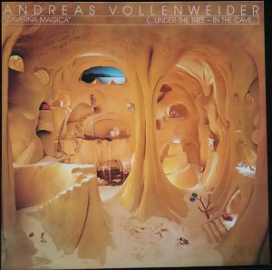 náhled knihy - Andreas Vollenweider: Caverna Magica ( ...Under the Tree - in the Cave... )