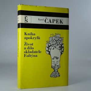 náhled knihy - Kniha apokryfů. Život a dílo skladatele Foltýna.