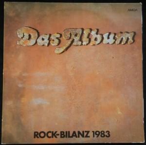 náhled knihy - Das Album Rock - Bilanz 1983