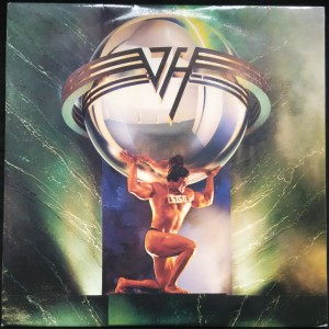 náhled knihy - Van Halen 5150