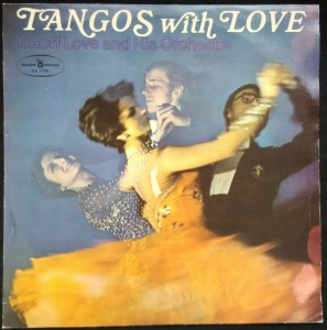 náhled knihy - Geoff Love and His Orchestra: Tangos with Love