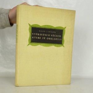 náhled knihy - Vyprávění o věcech, které tě obklopují