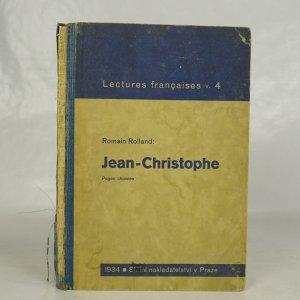 náhled knihy - Jean - Christophe