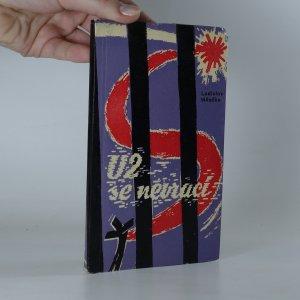 náhled knihy - U2 se nevrací