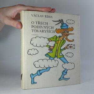 náhled knihy - O třech podivných tovaryších