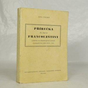 náhled knihy - Příručka ke kursu francouzštiny vydanému na dlouhohrajících deskách objednacích čísel DM 15076-79 C